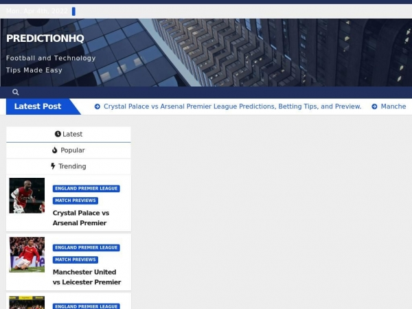 predictionhq.com.ng